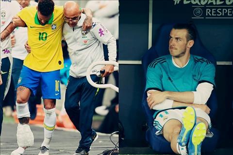 Neymar va Gareth Bale: Hai vi sao lac