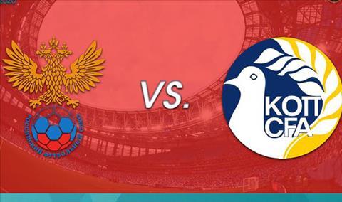 Nga vs Síp 1h45 ngày 126 (Vòng loại Euro 2020) hình ảnh
