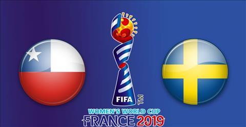 Nữ Chile vs Nữ Thụy Điển 23h00 ngày 116 (FIFA World Cup nữ 2019) hình ảnh