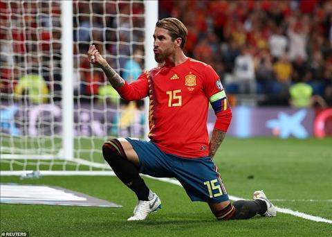 Trực tiếp Tây Ban Nha vs Thụy Điển vòng loại Euro 2020 hôm nay hình ảnh
