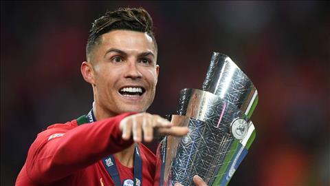 Cristiano Ronaldo nói về Quả bóng Vàng 2019 hình ảnh