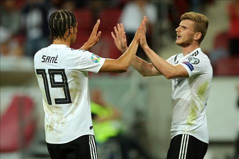 Trực tiếp Đức vs Estonia xem vòng loại Euro 2020 đêm hôm nay 126 hình ảnh