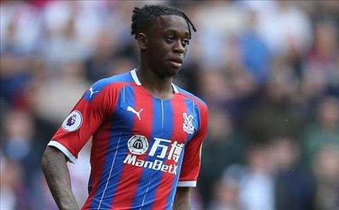 Aaron Wan-Bissaka muốn rời Crystal Palace tới MU hình ảnh