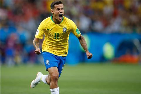 Philippe Coutinho Bước ngoặt mới ở tuổi 27 hình ảnh