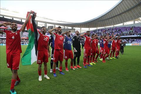 ĐT Indonesia thua đậm trên sân Jordan hình ảnh