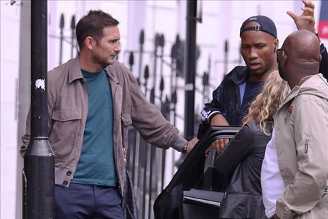 Frank Lampard xuất hiện ở London, chuẩn bị dẫn dắt Chelsea hình ảnh