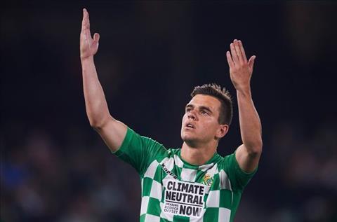 Tottenham quyết mua bằng được Giovani Lo Celso của Betis hình ảnh