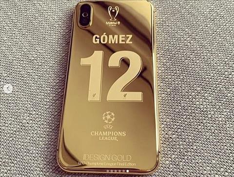 Liverpool vô địch Champions League Toàn đội nhận Iphone mạ vàng hình ảnh