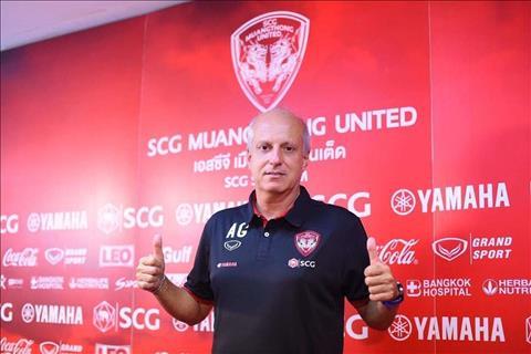 HLV Alexandre Gama sắp rời CLB Muangthong United hình ảnh