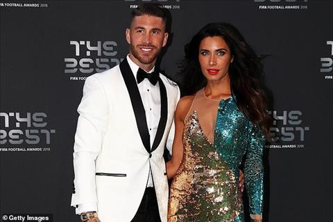 Sergio Ramos làm đám cưới Mời cả thế giới trừ Ronaldo hình ảnh
