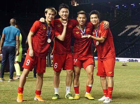 Các tuyển thủ Việt Nam nói gì khi đội nhà rơi vào bảng đấu khó ở vòng loại World Cup?