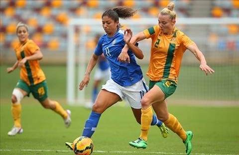 Nữ Australia vs Nữ Brazil 23h00 ngày 136 (FIFA World Cup Nữ 2019) hình ảnh