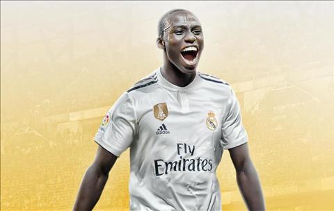 Real Madrid chính thức chiêu mộ Ferland Mendy từ Lyon hình ảnh