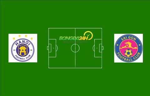 Link xem Hà Nội vs Sài Gòn trực tiếp V-League trên kênh nào hình ảnh