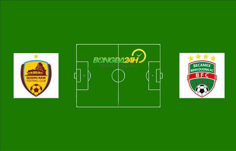 Link xem Quảng Nam vs Bình Dương trực tiếp vòng 13 V-League 2019 hình ảnh
