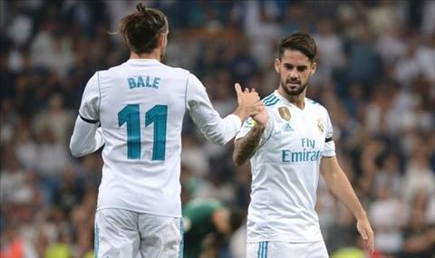 8Live đưa tin MU có câu trả lời vụ Gareth Bale và Isco