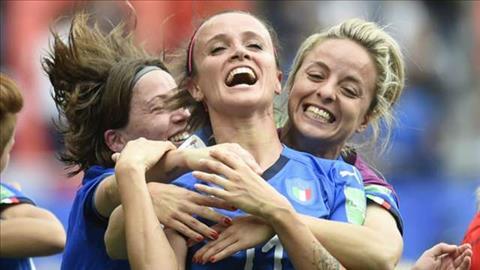 Nữ Jamaica vs Nữ Italia 23h00 ngày 146 (FIFA World Cup nữ 2019) hình ảnh