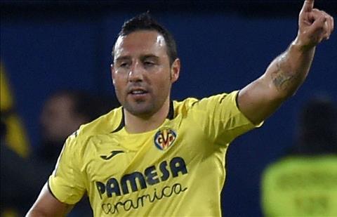 Santi Cazorla gia hạn hợp đồng với Villarreal thêm 1 năm hình ảnh