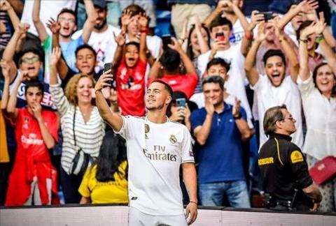 Carvalho Eden Hazard là một bản hợp đồng tuyệt vời cho Real Madr hình ảnh