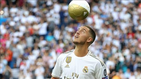 Hazard ra mắt Real Bị Modric xử phũ, tự nhận chưa phải Galactico hình ảnh