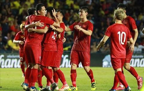 VFF đề ra mục tiêu cho ĐT Việt Nam ở vòng loại World Cup 2022 hình ảnh