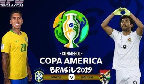 Brazil Vs Bolivia preview