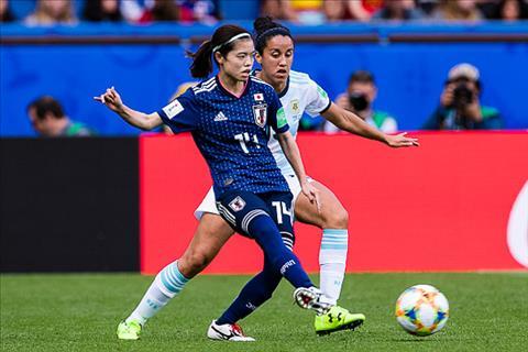 Nữ Nhật Bản vs Nữ Scotland 20h00 ngày 146 (FIFA World Cup nữ 2019) hình ảnh