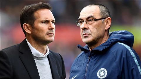Huyền thoại đồng loạt ủng hộ Lampard đến Chelsea thay Sarri hình ảnh