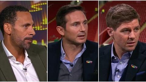Rio Ferdinand và Steven Gerrard lên tiếng vụ Lampard thay thế Sarri hình ảnh 2