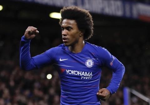 Chuyển nhượng Chelsea mới nhất giữ chân Pedro và Willian hình ảnh