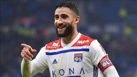Nabil Fekir đang đàm phán rời Lyon ở Hè 2019 hình ảnh