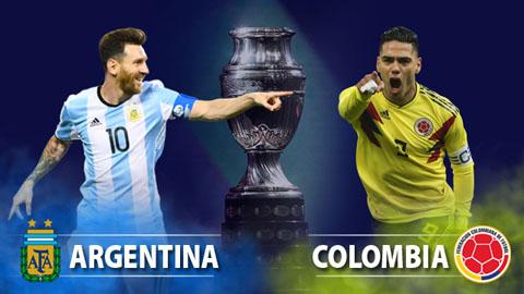 Trực tiếp Argentina vs Colombia Copa America 2019 hôm nay 166 hình ảnh