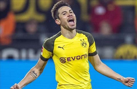Barca muốn mua Raphael Guerreiro của Bourssia Dortmund hình ảnh