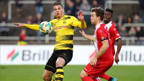 Cựu sao Dortmund thử việc thất bại ở V-League Lời cảnh báo đỏ ch hình ảnh