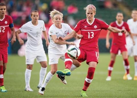 Nữ Canada vs nữ New Zealand 2h00 ngày 166 (FIFA World Cup nữ 2019) hình ảnh