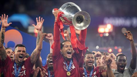 Virgil van Dijk nói về thành công trong màu áo Liverpool hình ảnh