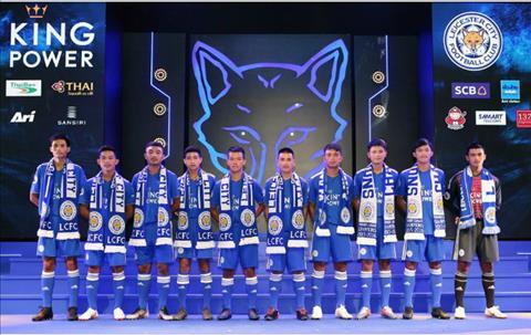 10 cầu thủ trẻ của bóng đá Thái Lan được sang Leicester tập huấn  hình ảnh