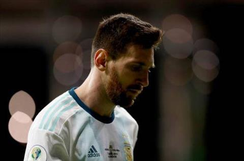 Argentina 0-2 Colombia Messi bất lực, Albiceleste thê thảm trận ra quân Copa America 2019 hình ảnh 3