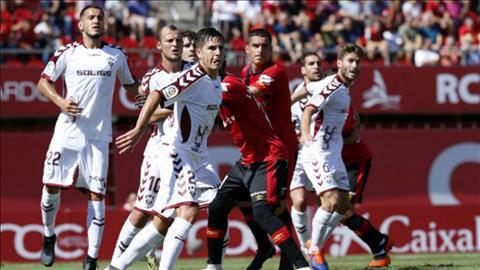 Nhan dinh Albacete vs Mallorca 0h00 ngay 17/6 (Playoff thang hang La Liga 2019/20)
