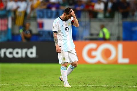 Tu chát thủ lĩnh: Dièu Messi còn thiéu