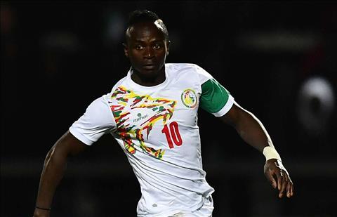 Sadio Mane cua Senegal
