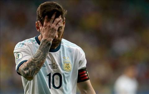 Lionel Messi nói về điều Argentina phải làm sau cú sốc hình ảnh