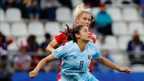 Nữ Thụy Điển vs Nữ Thái Lan 20h00 ngày 166 (FIFA World Cup nữ 2019) hình ảnh