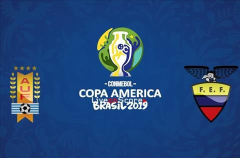 Preview Uruguay vs Ecuador