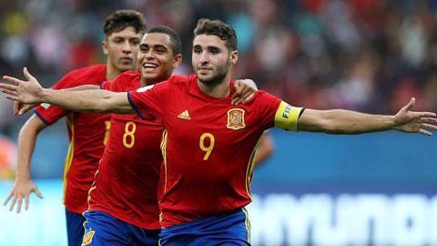 U21 Italia vs U21 Tây Ban Nha 2h00 ngày 176 (VCK U21 châu Âu 2019) hình ảnh