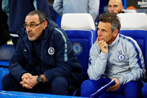 Maurizio Sarri rời Chelsea Chào mừng ông giáo về làng hình ảnh 2