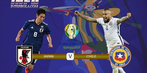 Nhật Bản vs Chile 6h00 ngày 186 (Copa America 2019) hình ảnh