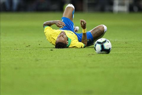 Dani Alves khẳng định Brazil không yếu đi vì thiếu Neymar hình ảnh
