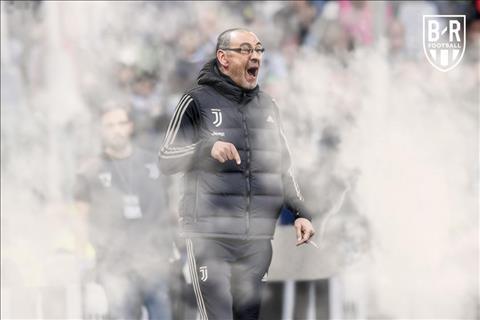 anh che HLV Sarri ky hop dong voi Juventus