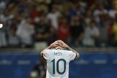 Điểm tin tối 176 Messi không ra sân tập sau trận thua Colombia hình ảnh